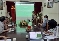 Seminar khoa học của nhóm nghiên cứu mạnh Quản lý đất - nước - dinh dưỡng cây trồng