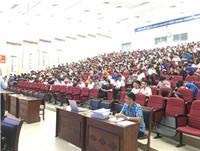 Khoa Quản lý đất đai tổ chức tuần sinh hoạt công dân - sinh viên năm học 2020 -2021