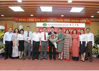 Lễ bảo vệ luận án tiến sĩ của NCS Nguyễn Đắc Lực, chuyên ngành Quản lý đất đai