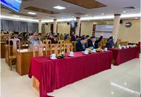 Hội nghị cán bộ viên chức khoa Quản lý đất đai năm 2020