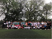 Giải bóng đá truyền thống nam sinh viên khoa Quản lý đất đai năm 2021