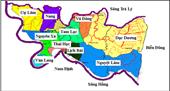 Nghiên cứu hoạt động của hệ thống thuỷ lợi trên bàn huyện Kiến Xương, tỉnh Thái Bình
