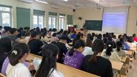 Hướng dẫn thực tập nghề nghiệp cho sinh viên K62 - ngành Ngôn ngữ Anh