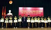 Danh sách sinh viên tốt nghiệp các năm - Khoa Sư phạm và Ngoại ngữ