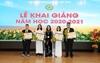 Nữ sinh viên Ngành Sư phạm Công nghệ Khoa Sư Phạm và Ngoại ngữ xuất sắc đạt Á Khoa Học viện Nông nghiệp Việt Nam nhận học bổng du học toàn phần