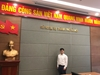 The internship experience at the Hanoi Department of Foreign Affairs