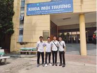 Thực tập nghề nghiệp 2 – Bước đệm quan trọng cho việc thực hiện khóa luận và tốt nghiệp ra trường của sinh viên ngành Khoa học Môi trường, Học viện Nông nghiệp Việt Nam