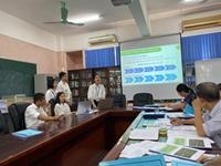 Hội nghị Sinh viên nghiên cứu khoa học năm 2020