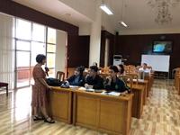 Seminar nhóm NCM Sinh lý, sinh thái cây trồng