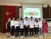 Hội nghị Sinh viên nghiên cứu khoa học năm 2021 – Khoa Nông học