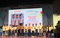 """Đoàn Học viện Nông nghiệp Việt Nam đạt thành tích cao trong hội thi """"Sinh viên nghiên cứu khoa học Eureka lần thứ 21"""