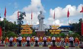 Khánh thành Tượng đài Giáo sư - Bác sĩ Nông học Lương Định Của