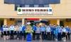Lễ dâng hoa tưởng niệm 100 năm ngày sinh giáo sư Lương Định Của