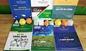 Danh mục tài liệu giáo trình mới Nhà xuất bản Học viện Nông nghiệp Việt Nam