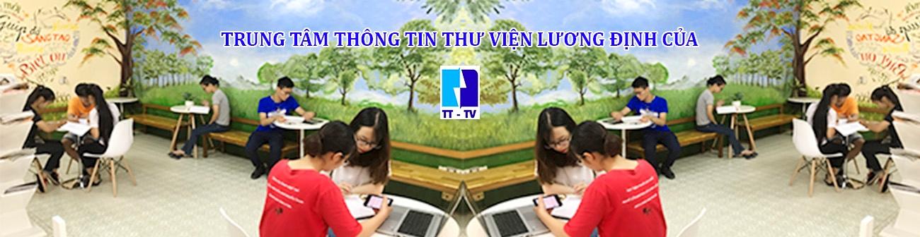 Trung tâm Thông tin thư viện Lương Định Của