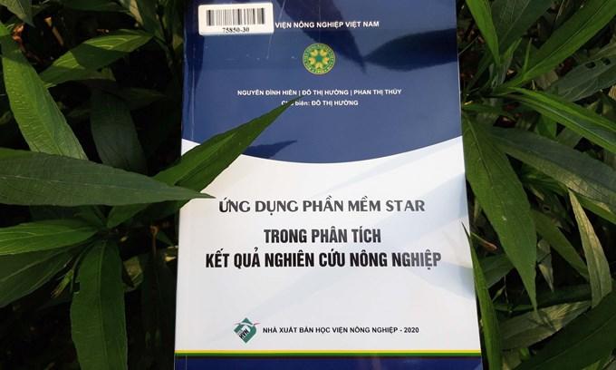 Ứng dụng phần mềm STAR trong phân tích kết quả nghiên cứu nông nghiệp