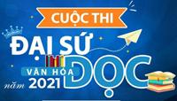 Thông báo lùi thời gian công bố kết quả cuộc thi Đại sứ văn hóa đọc VNUA 2021