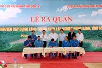 Tư vấn lập quy hoạch phát triển sản xuất nông lâm nghiệp Làng Thanh niên lập nghiệp Púng Bánh, huyện Sốp Cộp, tỉnh Sơn La giai đoạn 2013- 2018