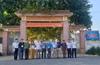 Hơn 100 giảng viên Học viện Nông nghiệp Việt Nam đã lên đường làm thanh tra kỳ thi