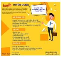 Công ty Sunjin thông báo tuyển dụng