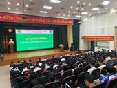 Sôi nổi chương trình chào tân sinh viên K65 Khoa Chăn nuôi - Học viên Nông nghiệp Việt Nam
