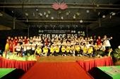 Ấn tượng đầy màu sắc với chương trình chào tân sinh viên K65 Khoa Chăn nuôi - THE FACE FAS
