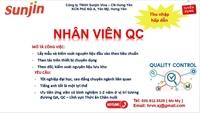 Công ty Sunjin Vina - CN Hưng yên tuyển dụng nhân viên QC