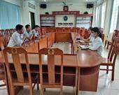 Khoa Chăn nuôi - Học viện Nông nghiệp Việt Nam làm việc với Công ty TNHH ĐTK Phú Thọ và Công ty Cổ phần gia cầm Tất Thắng