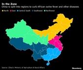 Dịch tả lợn châu Phi định hình lại ngành chăn nuôi lợn của Trung Quốc