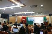 Hội thảo sinh viên nghiên cứu khoa học trong lĩnh vực công nghệ sinh học giữa VNUA và NU – Nhật Bản lần thứ ba