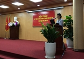 Hội thảo lấy ý kiến các bên liên quan về chương trình đào tạo ngành Công nghệ Sinh học