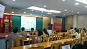 Hội nghị 'Khoa học công nghệ tuổi trẻ khoa Công nghệ Sinh học'