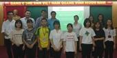 Seminar khoa học nhóm nghiên cứu cnsh nano