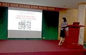 """Seminar nhóm NCM """"Sắc tố thực vật - Nghiên cứu và ứng dụng"""""""