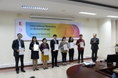 "Hội thảo ""International workshop on Biotechnology"" giữa NUT-HUST-VNUA"