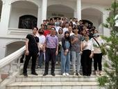 Thực tập nghề nghiệp 1 của sinh viên K63CNSH - Đoàn do Bộ môn Sinh học phân tử và CNSH ứng dụng phụ trách