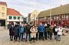 Sinh viên chất lượng cao khoa Kinh tế  PTNT tham gia chương trình trao đổi sinh viên tại Đại học Khoa học nông nghiệp Thụy Điển