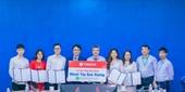 Lễ trao thiết bị nghiên cứu và học bổng năm 2020 của Tập đoàn ORION Hàn Quốc