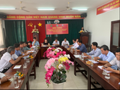 """Hội thảo """"Những vấn đề đặt ra đối với khởi nghiệp HTX gắn gới Chương Trình OCOP trong Xây dựng nông thôn mới ở Đồng bằng sông Cửu Long"""""""