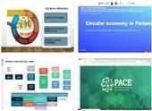 Chương trình đối thoại chính sách và tham vấn về kinh tế tuần hoàn