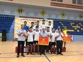 Đội tuyển Bóng chuyền Học viện Nông nghiệp Việt Nam đã xuất sắc vượt qua 5 đội còn lại để giành chức vô địch, đem lại thành công cho Thị trấn Trâu Quỳ   
