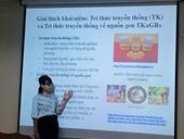 """Seminar khoa học  Tiếp cận và chia sẻ lợi ích phát sinh từ việc sử dụng tri thức truyền thống về nguồn gen ở Việt Nam Thực thi pháp luật và cải cách trong tươi lai"""""""