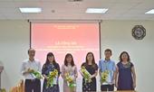 Lễ công bố Quyết định thành lập Bộ môn, bổ nhiệm Phó Trưởng Khoa và bổ nhiệm Trưởng, Phó Bộ môn mới