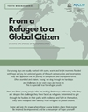 Youth Webinar Series- From a Refugee to a Global Citizen