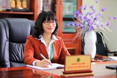 President: Prof. Dr. Nguyen Thi Lan