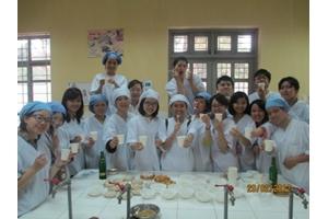 Voluntary Japanese Class