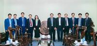 Kenichi Shishido, Deputy Director General, JICA paid a working visit to Vietnam National University of Agriculture