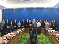 Collaborate with the Ministry of Agriculture, Forestry and Fisheries in Japan to develop international food safety certification system