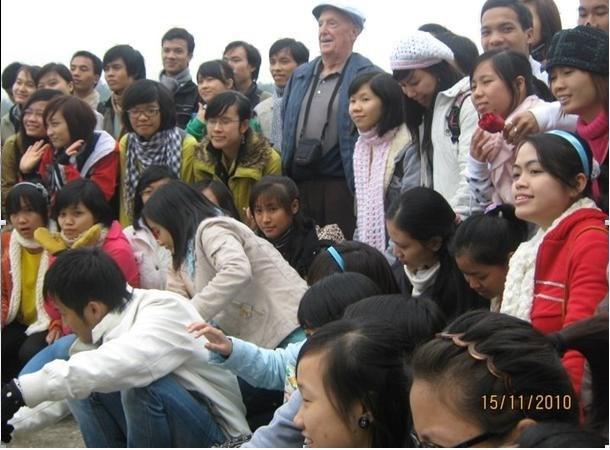 Study tour of Students to Sapa