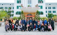 The Netherlands Cooperative Development Organization Agriterra supports students of Vietnam National University of Agriculture participating in internships at agricultural cooperatives